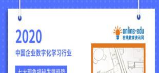 七大现象揭秘中国企业数字化学习行业新纪元